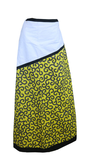 Special Feature Maxi Skirt