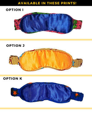 RELAXATION Eye Mask *Exclusive Offer*