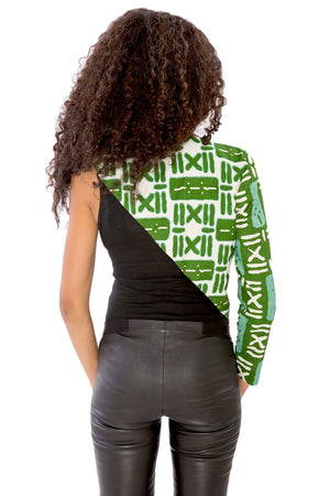 iROCK! African One Sleeve Jacket