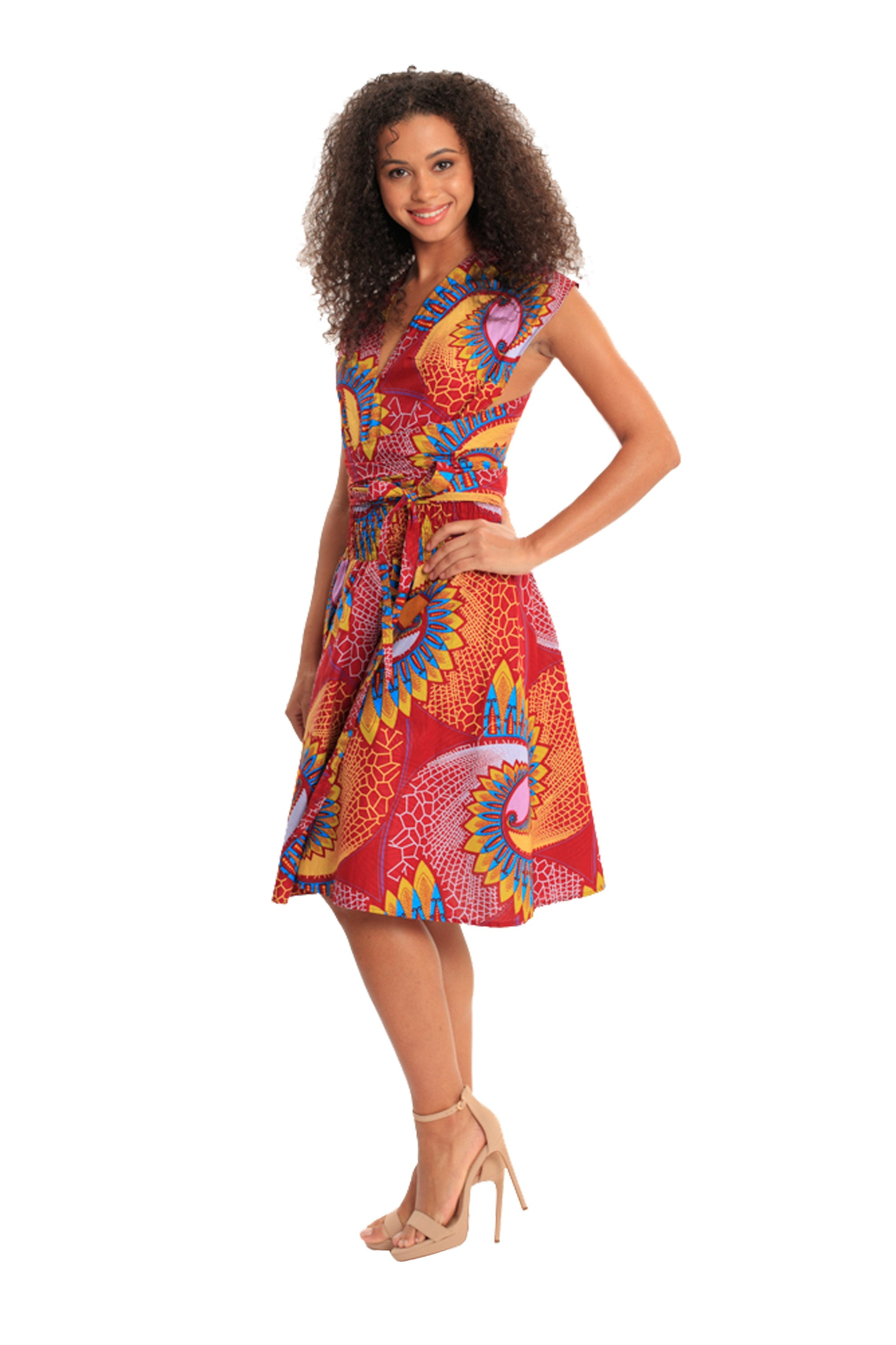 BeYOUty Convertible Dress  (Knee-Length)
