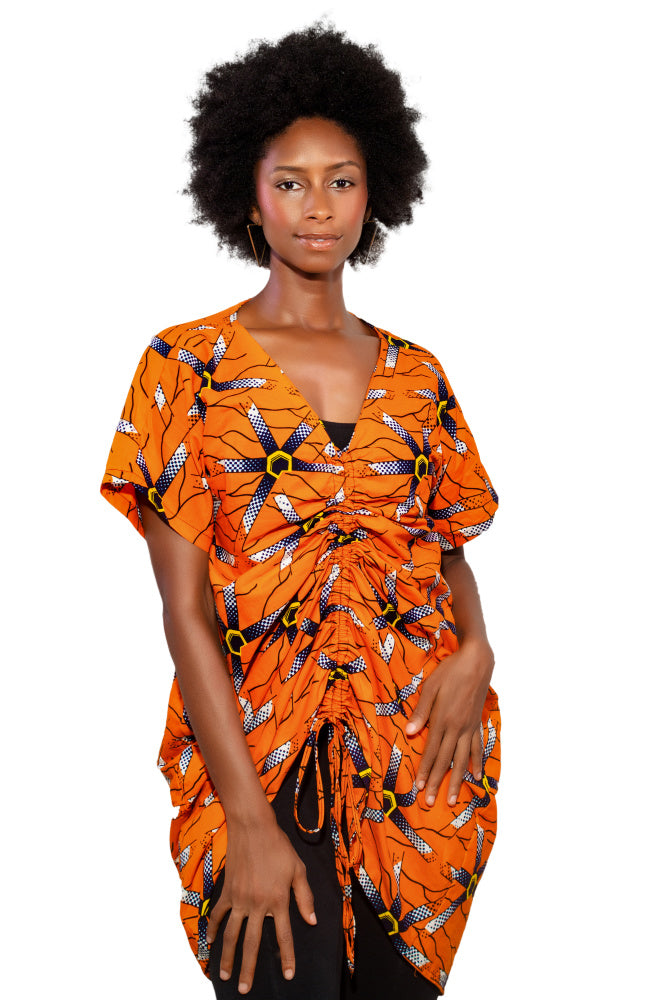 african dresses african print top women fashion wax and wonder