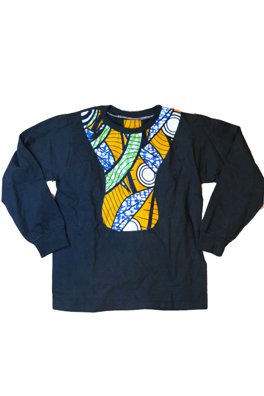 PRINCE African Print T-Shirt