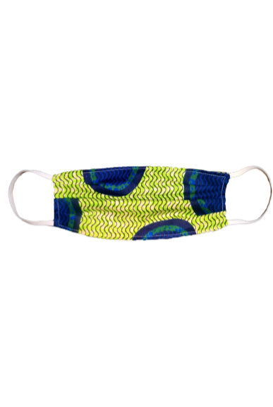 Reusable Unisex African Print Face Mask