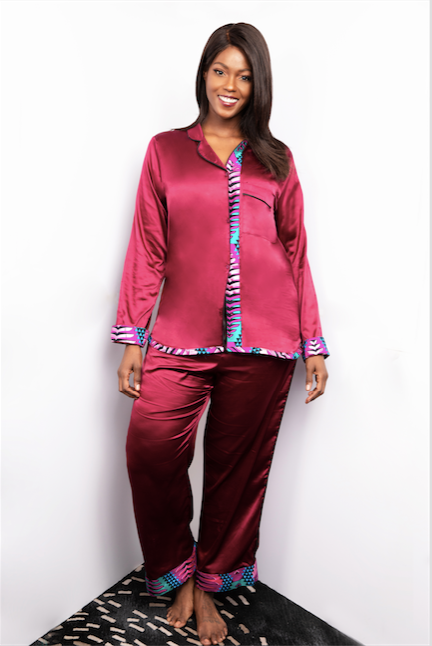 Black owned business women fashion sleepwear