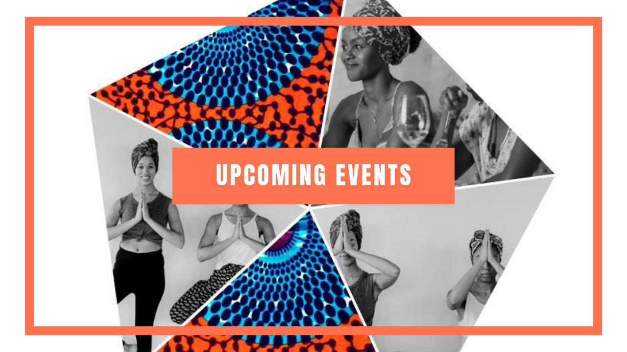 Check out our African Print Rising Events with Afropolitan Boutique and Wax and Wonder