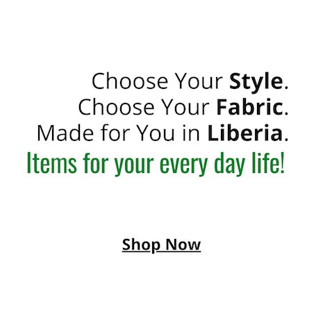 Choose your style, fabric. Made in Liberia African Women Fashion