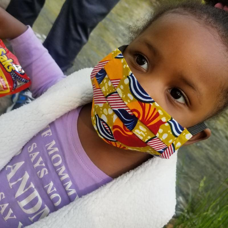 Black-Owned Business for kids African fashion