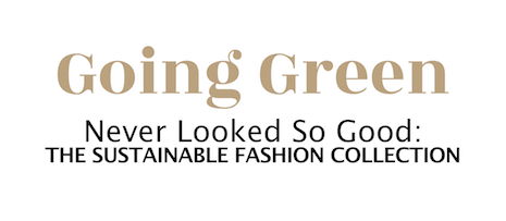 going green with African Patch Sustainable Fashion by Wax and Wonder