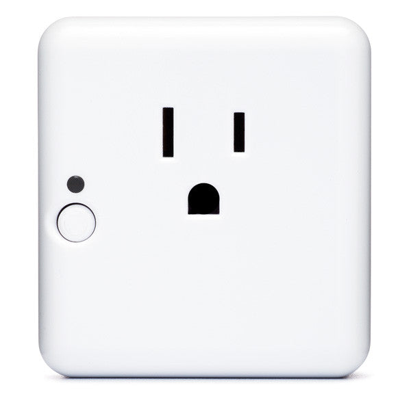 3-Series Smart Outlet (Front)
