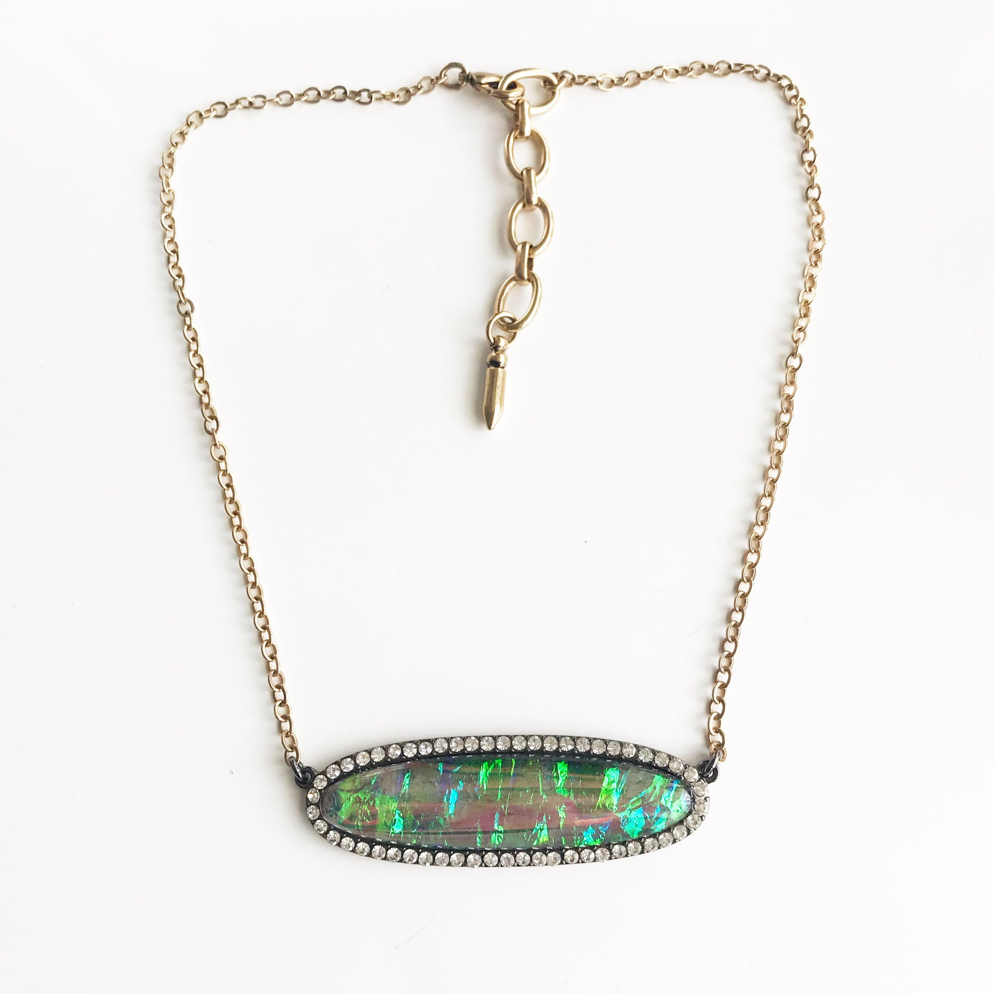 HOLOGRAPHIC SHORT CHAIN