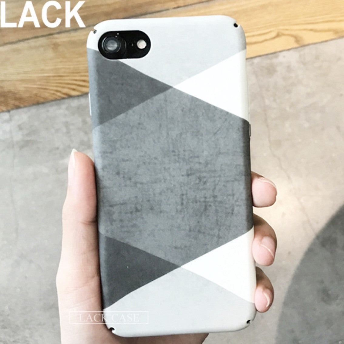IPHONE 7 GEOMETRIC CASE - Flauntandfun