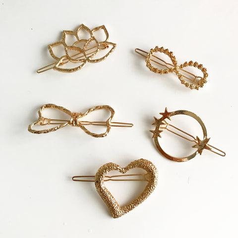 QUIRKY HAIR CLIP