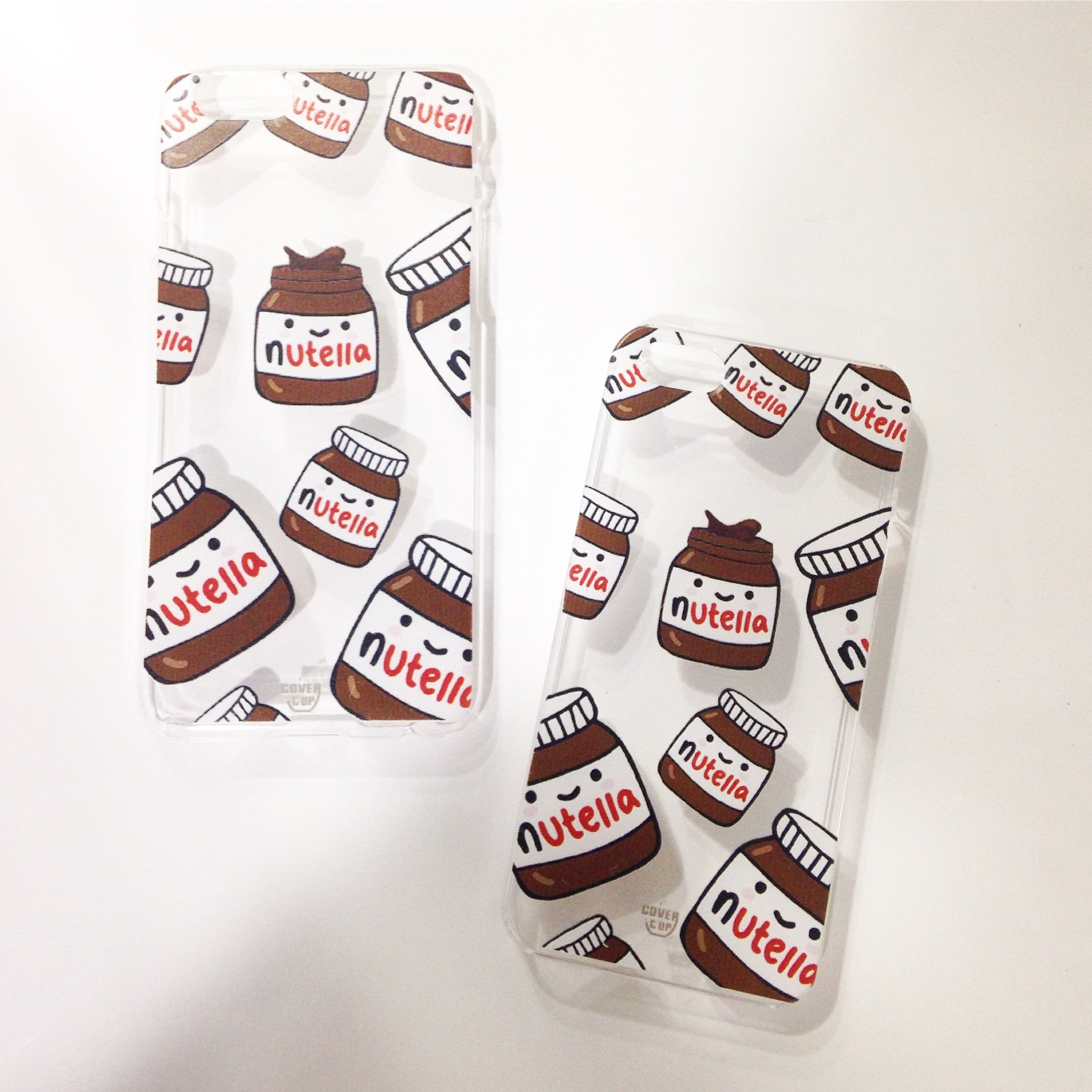 NUTELLA IPHONE CASE - Flauntandfun