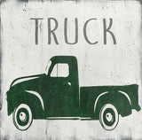 truck nursery decor