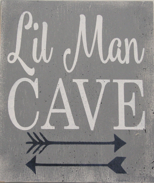 Boys Nursery Wall Decor Wood Sign Set