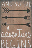 Lil Man Cave Be Brave Little One And So The Adventure Begins Boys Nursery Decor