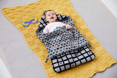Footmuff & Changing Mat Pattern