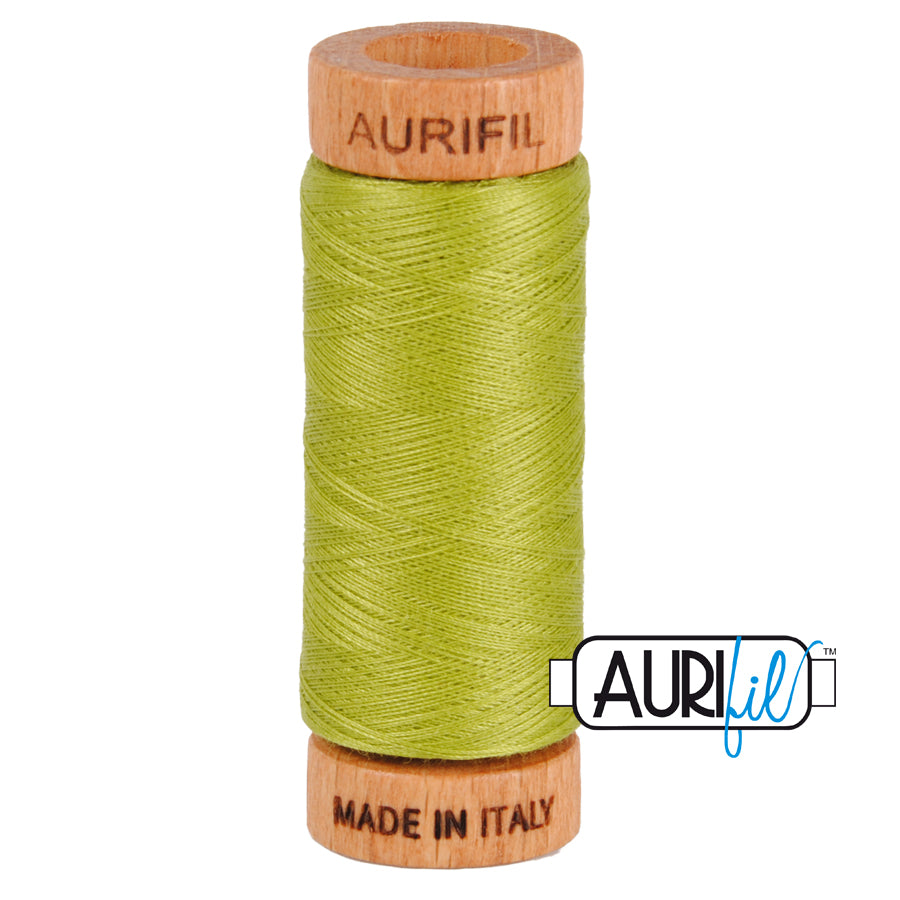 Aurifil 80wt - Light Leaf Green