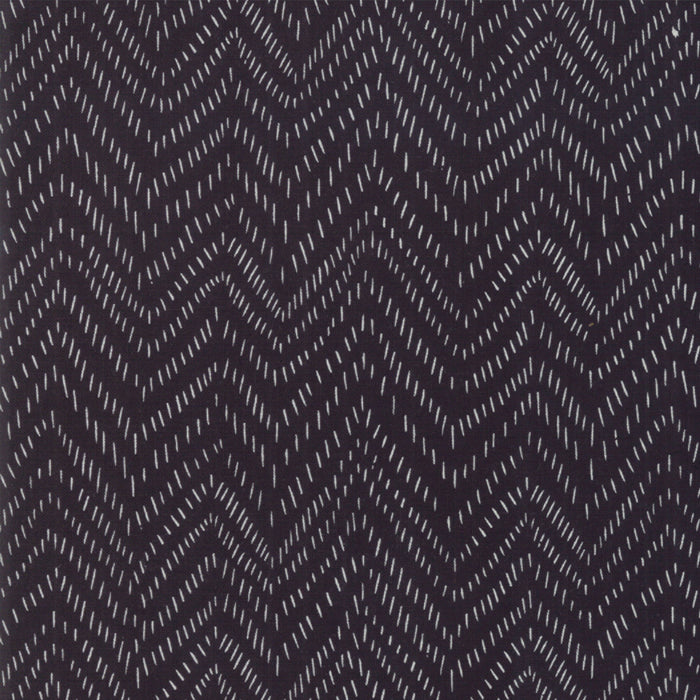 Bramble - Chevron Black