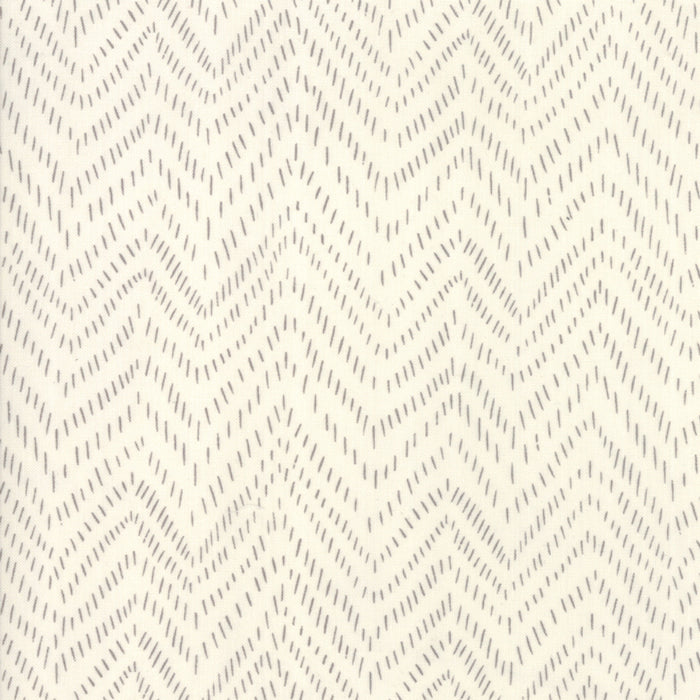Bramble - Chevron Cream