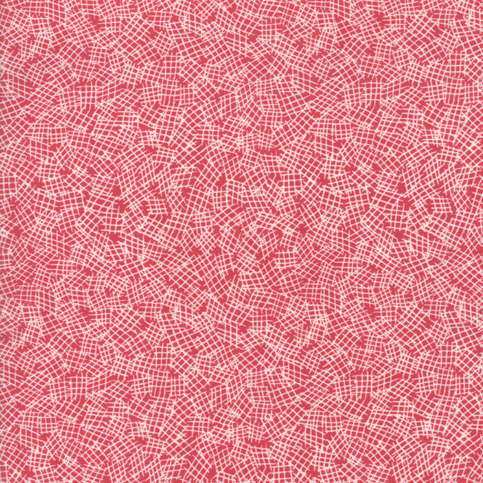 Bramble - Crosshatch Red