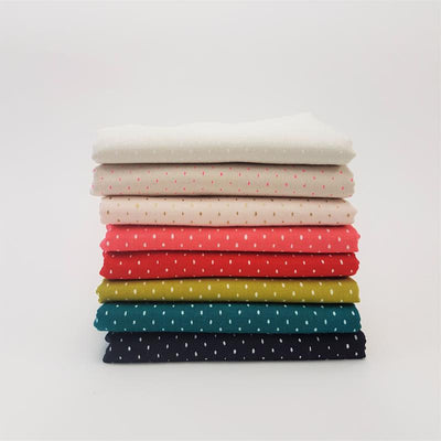 C+S Basics - Stitch and Repeat Fat Quarter Bundle