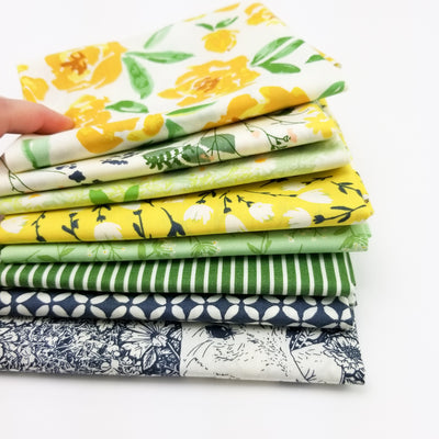 The Open Road - Under The Trees - Fat Quarter Bundle | Quilting Cottons