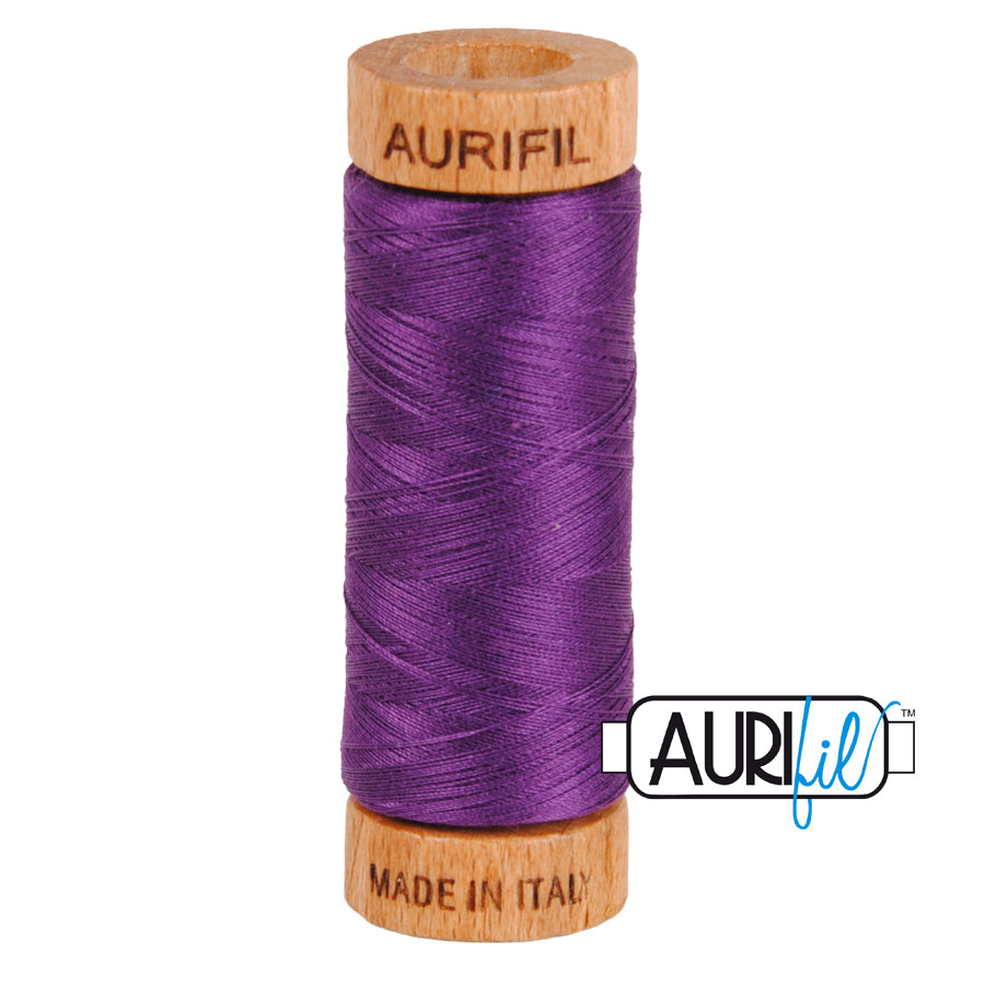 Aurifil 80wt - Medium Purple