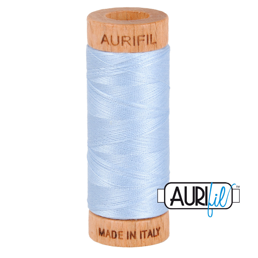 Aurifil 80wt - Light Robbins Egg