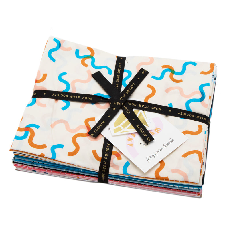 Anagram - Fat Quarter Bundle | Quilting Cottons