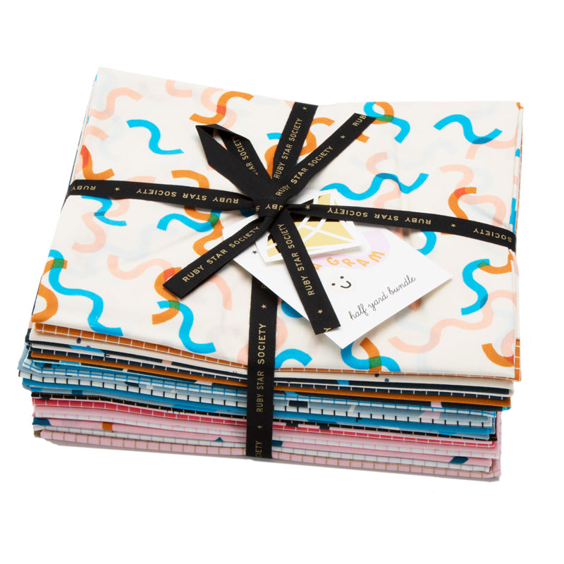 Anagram - Half Yard Bundle | Quilting Cottons