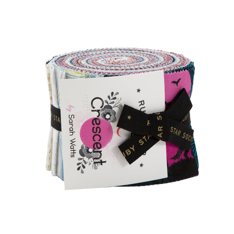 Crescent & Brushed - Junior Jelly Roll | Quilting Cottons