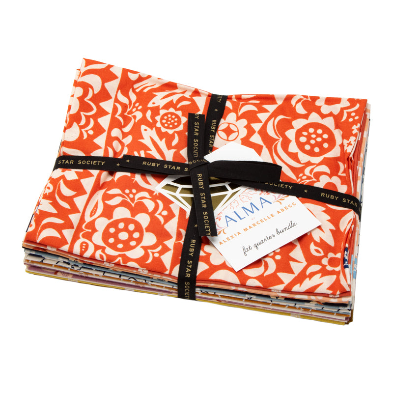 Alma - Fat Quarter Bundle | Quilting Cottons