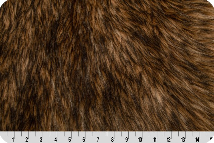 Desert Fox Fur - Gold