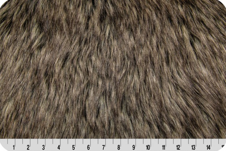 Desert Fox Fur - Grey