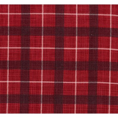 True North - Plaid Red