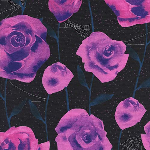 Eclipse - Roses Black (Metallic)