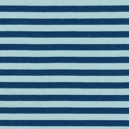 Blake Jersey - Stripe Blue | Knit