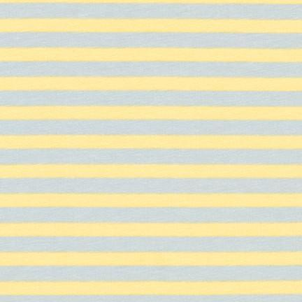 Blake Jersey - Stripe Yellow | Knit