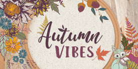 Autumn Vibes - Fat Quarter Bundle | Quilting Cottons