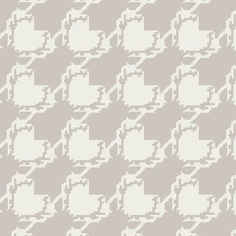Blithe - Deer Houndstooth Fair - Thread Count Fabrics - Art Gallery Fabrics