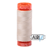 Aurifil 50wt - Light Beige | Small Spool