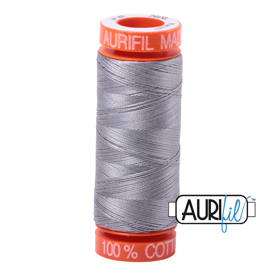 Aurifil 50wt - Mist | Small Spool