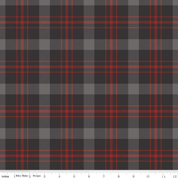 Into The Woods - Tartan Black