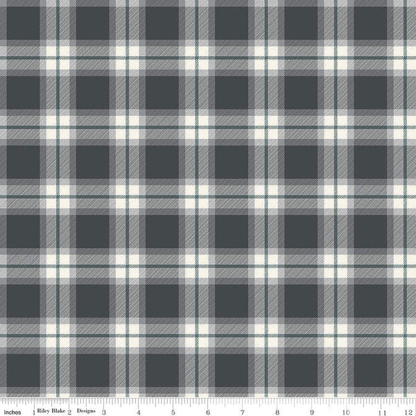 My Heritage - Plaid Charcoal