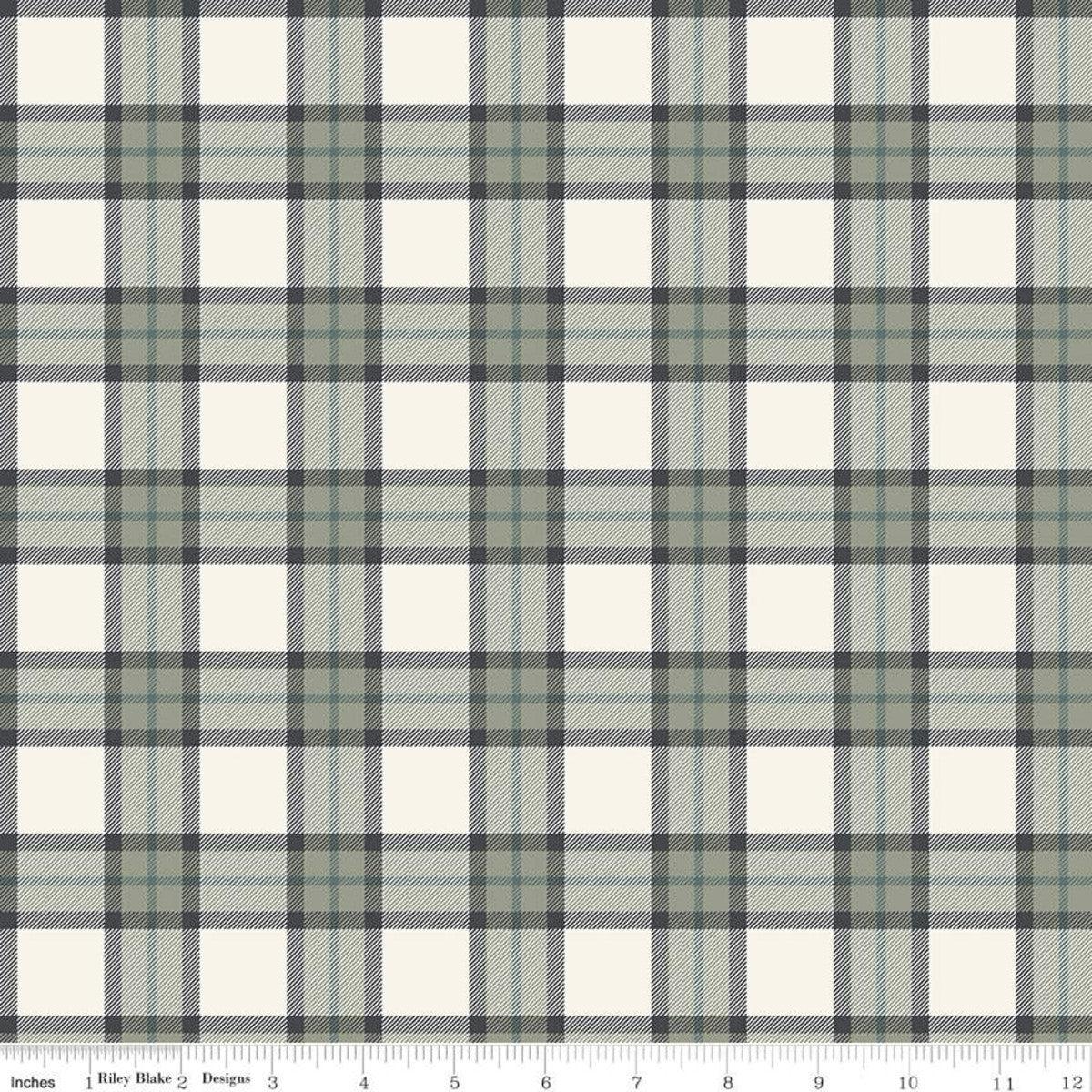 My Heritage - Plaid Cream