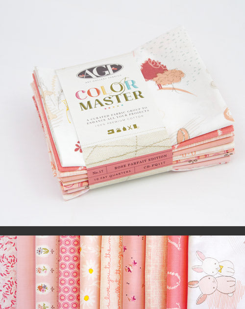 Color Master - Fat Quarter Bundle