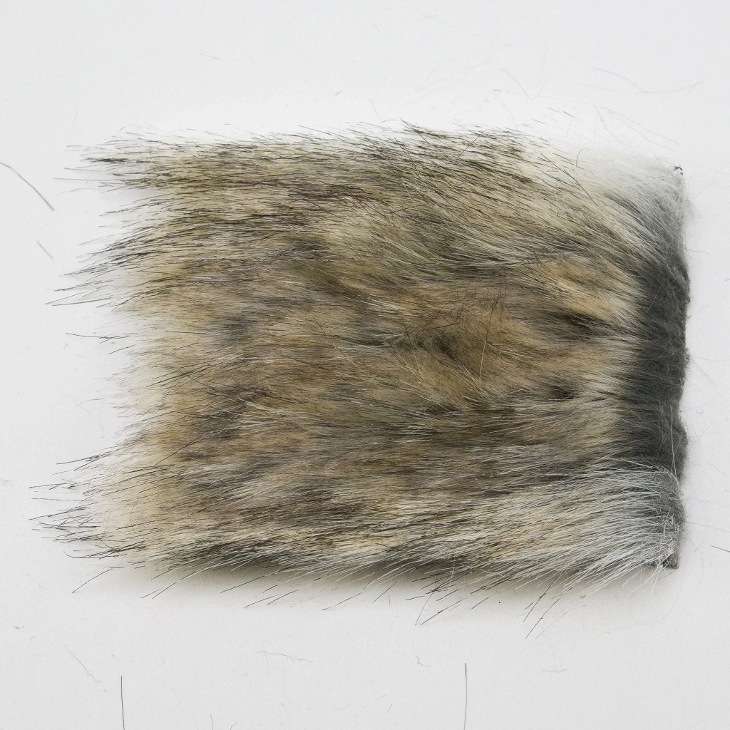 Faux Fur Square
