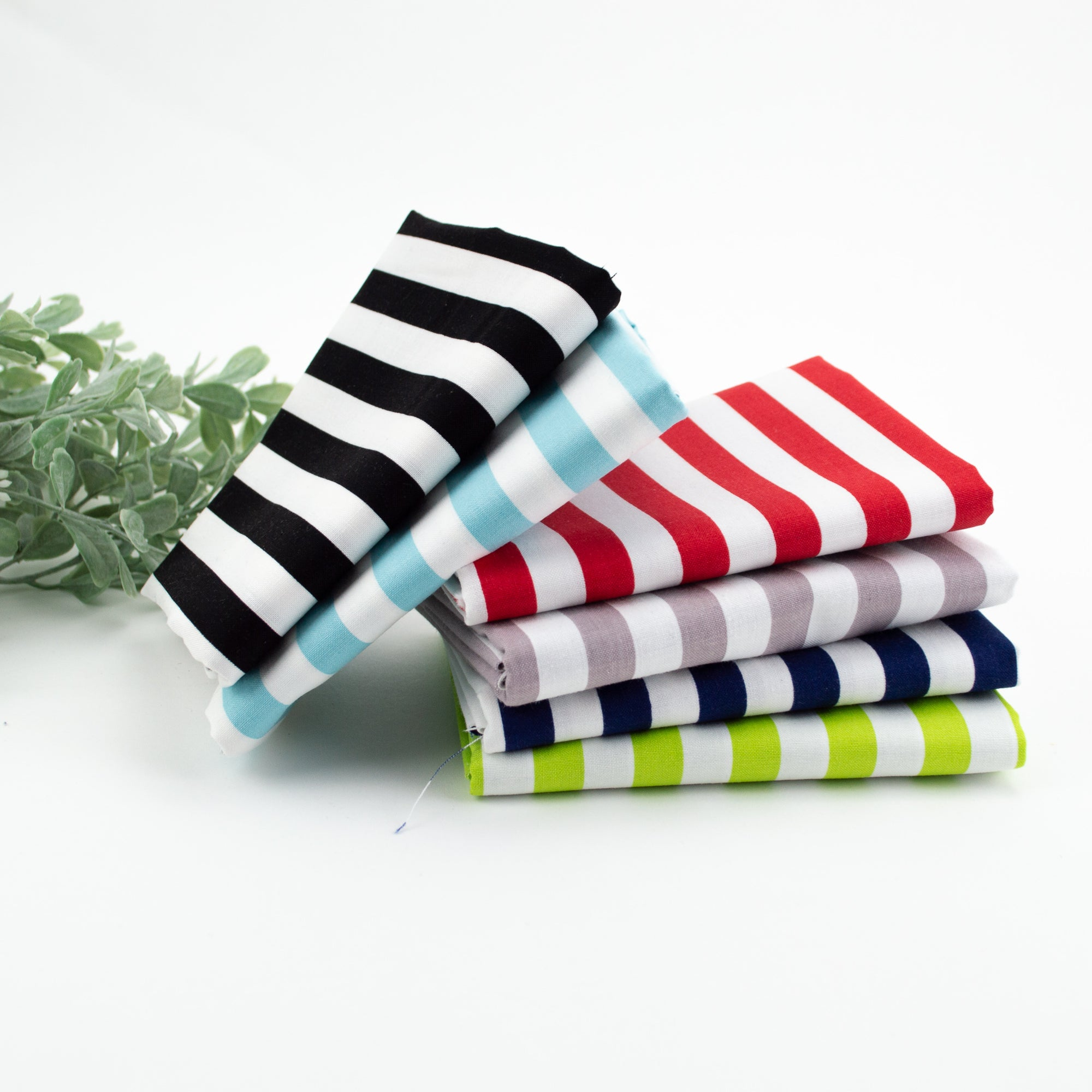 "1/2"" Stripes - Fat Quarter Bundle 