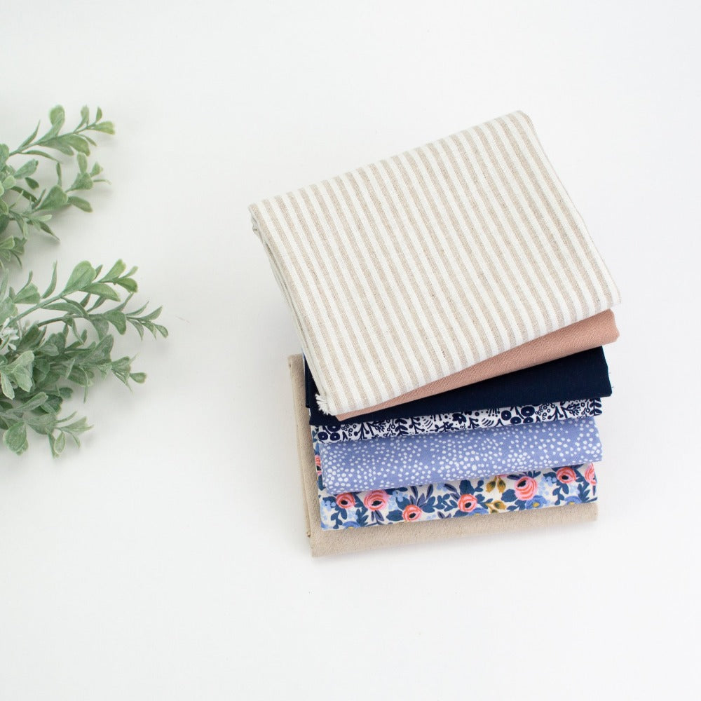 Periwinkle Paradise | Fat Quarter Bundle